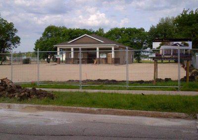 Construction Fence Panels