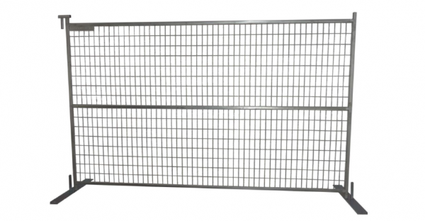 Wire mesh temporary 8ft fence panels