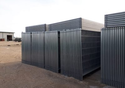 Standard Anticlimb Fence Stack of Inventory
