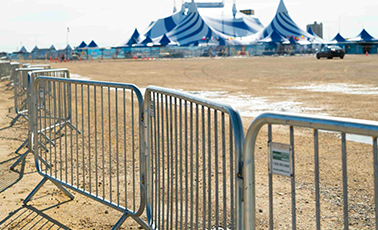 Getting Ready to Re-Open Outdoor Events: Temporary Fence Edition