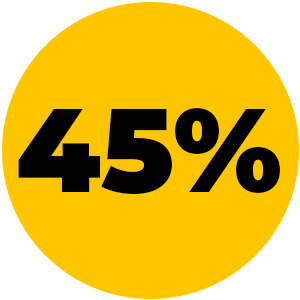 Temporary Fencing Safety Statistic of 45%