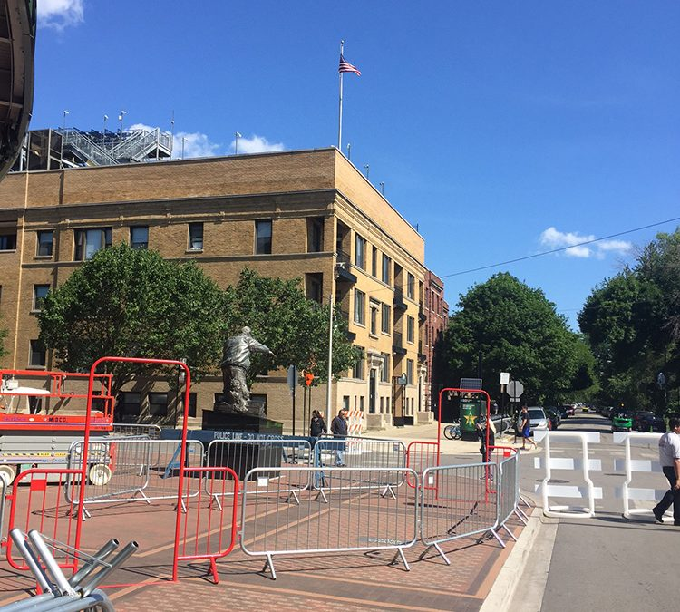 How Barricade Fence Can Help Your Business During COVID-19
