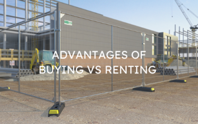Advantages of Buying Temporary Fence